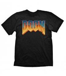 """Футболка Doom """"Logo"""", размер S"""
