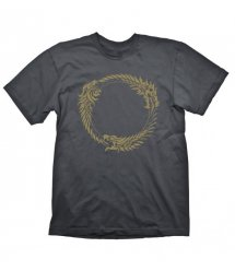 """Футболка The Elder Scrolls """"Ouroboros"""", размер M"""