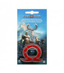 "Брелоки God of War ""Serpent Bottle Opener"""