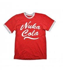 """Футболка Fallout """"Nuka Cola"""", размер S"""