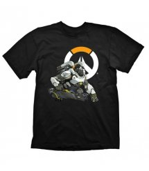 "Футболка Overwatch ""Winston Logo"", размер L"