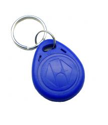 Брелок бесконтактный RFID с кодом EM Marine 125Khz NEW для Vizit (пластик, цвет синий), цена за штуку