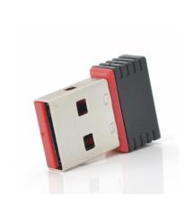 Беспроводной сетевой адаптер Wi-Fi-USB Merlion LV - CL-UW01, RT7601, 802.11bgn, 150MB, 2.4 GHz, 2000 - xp - visat,Win7,Win8,Linu