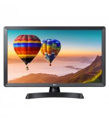 "Телевизор 24"" LED HD LG 24TN510S-PZ Smart, WebOS, Black"