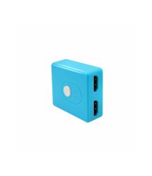 Пассивный HDMI свич, 4K, 1,4 версия, 1-2 порта, Box