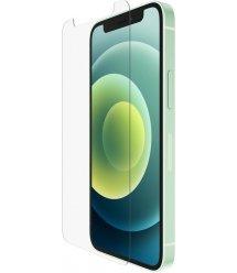 Защитное стекло Belkin TemperedGlass Anti-Microbial Apple iPhone 12 Mini