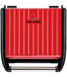 Электрогриль George Foreman 25050-56 Entertaining Steel Grill, 1850 Вт, Красный
