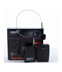 Микрофон DM SH 100C - wm-707 безпроводная гарнитура