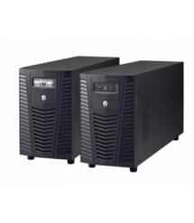 ИБП Merlion ARUN 1000 (600W) LED, 140-300VAC, AVR 1st, 2 SCHUKO, под внешний аккумулятор 12V, зарядка 10A, metal Case Q2 (395x14