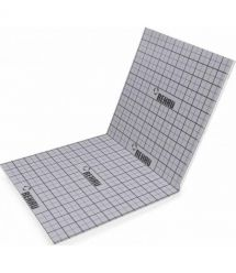 Изоляционная плита Rehau для монтажа гарпун-скобами 32/30 мм, 2х1 м, отгрузка кратно упаковки 12м2