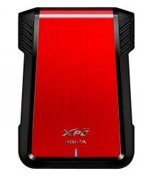"Корпус для 2.5"" HDD/SSD USB 3.1 ADATA EX500 Red"
