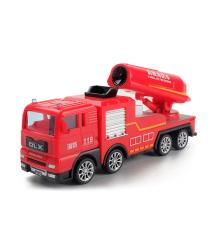 Детская пожарная машинка-водомет, red-gray