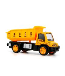 Детская машинка-самосвал, yellow