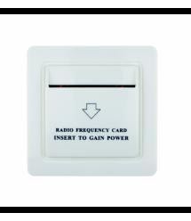 Энергосберегающий карман для гостиниц SEVEN LOCK P-7751 silver