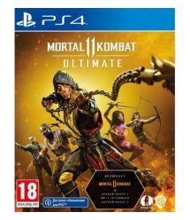 Игра PS4 Mortal Kombat 11 Ultimate Edition [Blu-Ray диск]