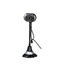 Вебкамера с гарнитурой, 800 &amptimes 600, пласт. корпус, Black, OEM