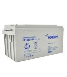 Аккумуляторная батарея MERLION GL12650M6 12 V 65 Ah