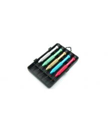 Набор инструментов BAKKU BK-5530 (T4, T5, T6, крест 1,5 мм, пенталоб 0,8 мм),Box