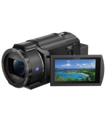 Sony 4K Flash Handycam FDR-AX43 Black