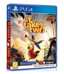 Electronic Arts IT TAKES TWO [Blu-Ray диск] (PS4)