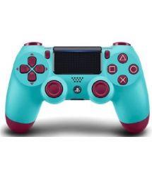 PlayStation Геймпад беспроводной Dualshock v2 Berry Blue