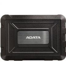"""ADATA Корпус для 2.5"""" HDD/SSD USB 3.1 ED600"""