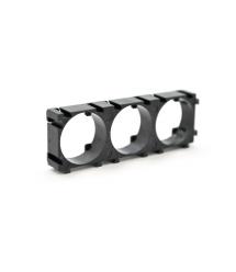 Кронштейн аккумуляторного блока 18650 1*3p - 19.5