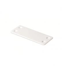 Маркировочная табличка DKC, белая, 60,5х25,2, 100 шт.