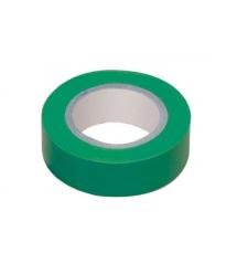 Изолента DKC 0.13X15 10м, зелёная