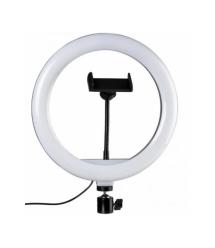 Селфи-лампа Led кольцо 30см J30 12