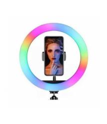 Селфи-лампа Led кольцо MJ33 RGB