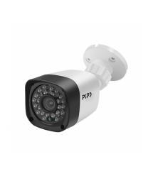 2MP мультиформатная камера PiPo в пластиковом цилиндре PP-B1N36F200ME 3,6 (мм)