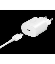 Samsung 25W Super Fast Charging (без кабеля)[White]
