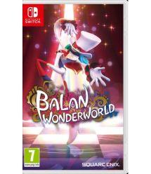 Square Enix Balan Wonderworld (Switch)