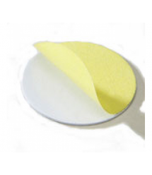Самоклейка белая Emarine ( Без кода, для перезаписи ) &ampOslash 25 мм