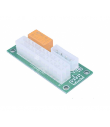 Синхронизатор блоков питания ADD2PSU, MOLEX , 1 х 20+4, цена за штуку, Пакет