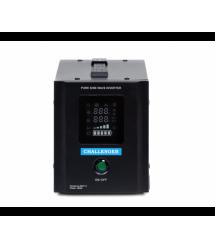 ИБП с правильной синусойдой Challenger HomeLine 500T12 (350 ВТ),12 вольт под внешний аккумулятор