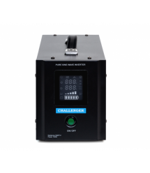 ИБП с правильной синусойдой Challenger HomeLine 1000T12 (700Вт) 12 вольт под внешний аккумулятор, ток заряда 10А - 20А