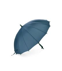 Полуавтоматический зонт LoGo MYO-1003B, 55*16K, UPF50+, D-105см, защита от солнца, UV (99%), защита от дождя, каркас - Al+Fe, Bl