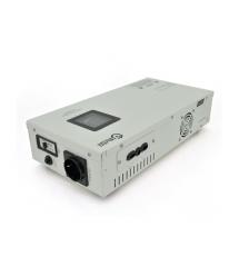 Стабилизатор напряжения релейный настенного монтажа Europower SLIM-2000SBR LED, 2000VA 1400W, 140-270Vac, SHUKO 2, Q1