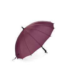 Полуавтоматический зонт LoGo MYO-1003B, 55*16K, UPF50+, D-105см, защита от солнца, UV (99%), защита от дождя, каркас - Al+Fe, Re
