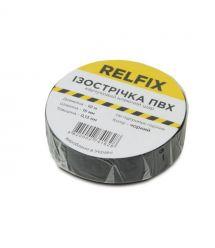 Изолента Relfix (15 мм х 10 м), черная