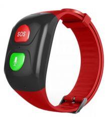 GoGPSme телефон-часы с GPS трекером GOGPS М03 кнопка SOS[M03BKRD]