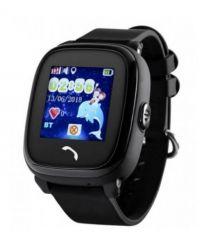 GoGPSme телефон-часы с GPS трекером K25[K25BK]