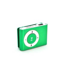Mini MP3-плеер ZY-06913 4GB Green