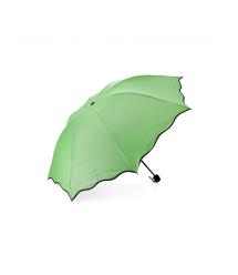 Полуавтоматический зонт FD-10, 55*8K, UPF50+, D-110см, защита от солнца, UV (99%), защита от дождя, каркас - Al+Fe, Green