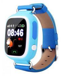 GoGPSme Детские телефон-часы с GPS трекером GOGPS К04[K04BL]