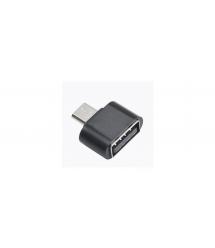 Переходник YHL888 USB 2.0 AM - Micro-B OTG, Black, Blister