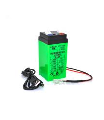 Аккумуляторная батарея литиевая QSuo 4V 5A с элементами Li-ion 18650 (47X47X100)