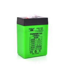 Аккумуляторная батарея литиевая QSuo 6V 6A с элементами Li-ion 18650 (70X46X100)